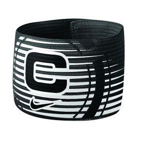 Капитанская повязка чёрная Nike Football Arm Band
