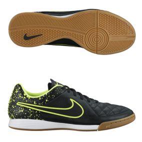Игровая обувь для зала NIKE TIEMPO GENIO LEATHER IC 631283-007
